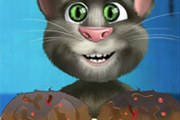 game Talking Tom Paw Caring