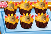 game Thanksgiving Cupcakes