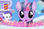 game Twilight Sparkle Bubble Bath