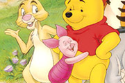 game Winnie The Pooh And Friends Jigsaw