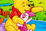 game Winnie, Tigger & Piglet Colormath