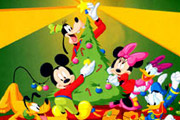 game Xmas Mickey Mouse